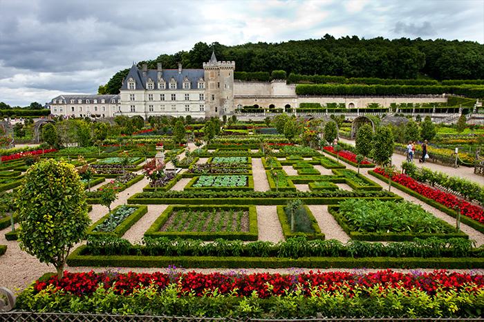 Jardin de Villandry